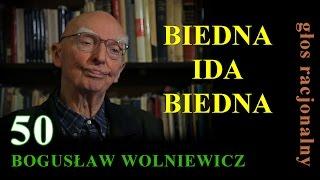 Bogusław Wolniewicz 50 BIEDNA IDA BIEDNA Warszawa 8 kwietnia 2015