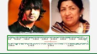 TUM KAHAAN HUM KAHAAN ( Singers, Sonu Nigam & Lata Mangeshkar )