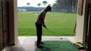 Alex Noren New Swing Training