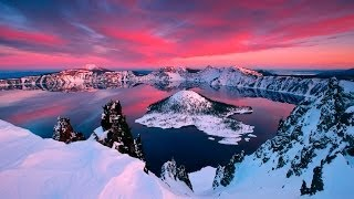 From Volcanoes to Lakes: Oregon's Crater Lake