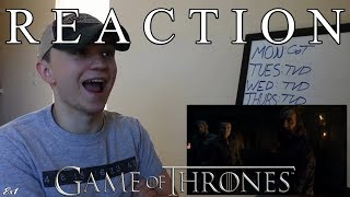 Game of Thrones S8E1 'Winterfell' REACTION