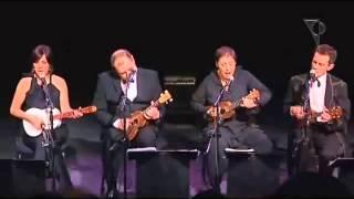 Tres Homens Em Conflito - Por The Ukulele Orchestra of Great Britain