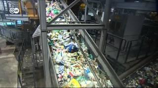Как сортируют и перерабатывают мусор в Германии