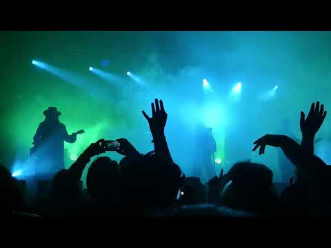 Fields of the Nephilim - At The Gates Of Silent Memory (Glasgow Barrowlands 27 June 2019)