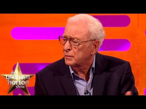 Morgan Freeman, Michael Caine a jejich hlasy - The Graham Norton Show