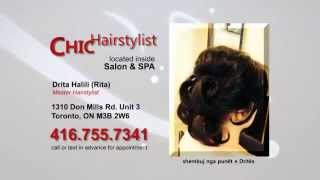 Drita Halili - Hairstylist
