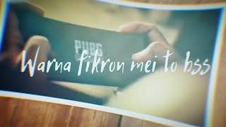 PUBG Ban in india ☹️sad status video 💔 True quotes about pubg  lover | Rip pubg Mobile singles 💔