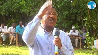 Release the BBI report now - Wetangula tells uhuru