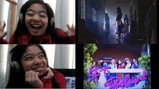 IZ*ONE Target & Toshishita Boyfriend Reaction Video