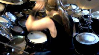 21 - Annihilator Drum Cover