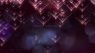 love heart background | heart background animation, heart background status | love motion background