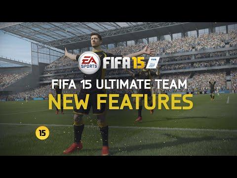 FIFA 15 - Ultimate Team trailer
