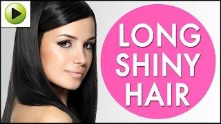 Длинные блестящие волосы натуральными средствами на Yoohair.ru