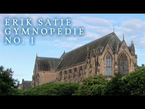 SATIE - GYMNOPÉDIE No. 1 - ORGAN OF ST. CUTHBERT'S CHAPEL, USHAW