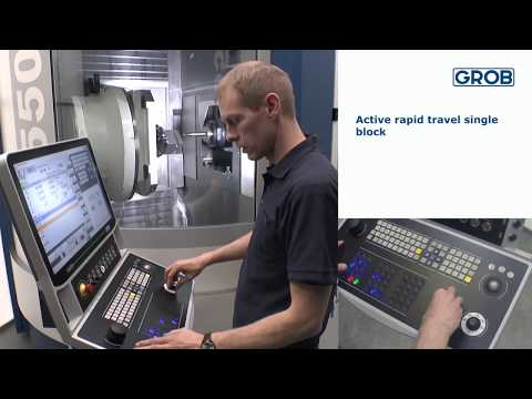 The operating concept GROB4Pilot Advanced
