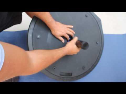 Wie die Reifenübungen für die Abmagerung zu machen