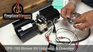 GFK-160 Blower Kit Unboxing & Overview