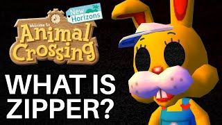 The Mystery of Zipper T. Bunny in Animal Crossing New Horizons
