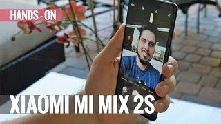 Xiaomi Mi Mix 2s hands-on review