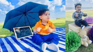 1st Birthday Photoshoot | Baby Photoshoot Ideas