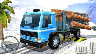 Indian Real Cargo Truck Driver - Simulator Offroad Truck Driving - Best Android GamePlay