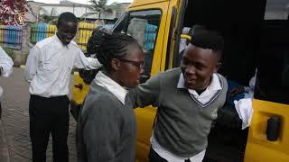 Sammy kioko Caught conning Students.
