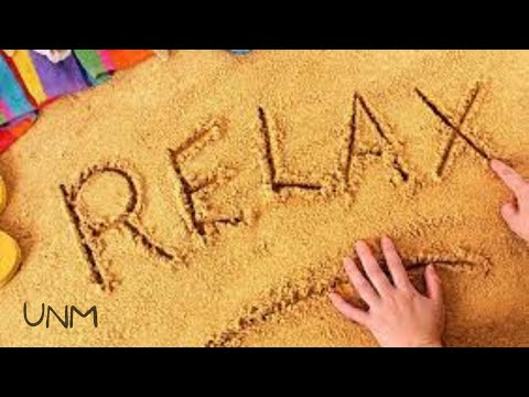 Vdeo de relaxamento | Praias | Relaxe, estude, medite e durma  (relaxation video)