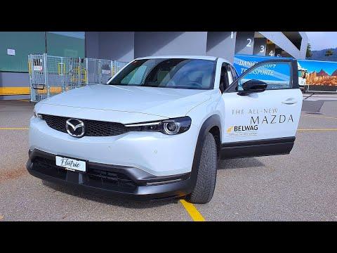 New Mazda MX-30 Test Drive POV Review 2020