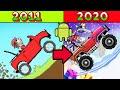 A Absurda Evolu o De Hill Climb Racing 2011 2020 todos