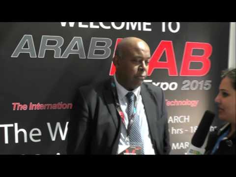 Dr. Aarif H.El-Mubarak at ArabLAB 2015