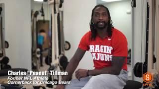Spyrl Gyrotonic Workout: Peanut Tillman