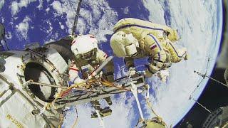 Tour commentato e in 3D della Stazione Spaziale Internazionale