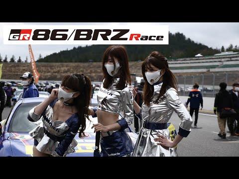 脇坂寿一が予選を走行。86/BRZ Race第1戦もてぎ 86レース動画