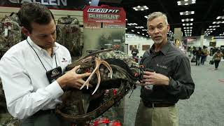 Allen Gear in Mossy Oak - ATA Trade Show 2018