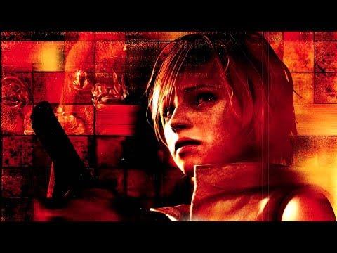 Прохождение Silent Hill 3. Второй стрим.