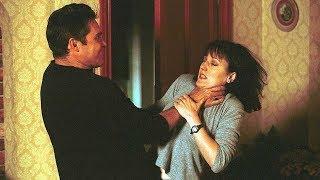 EastEnders - Trevor Morgan Attacks Little Mo (23rd October 2001)