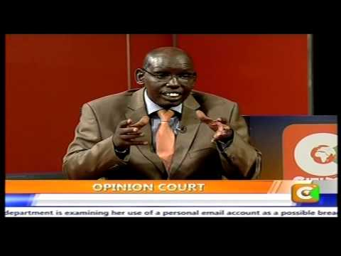Opinion Court: KCSE Results