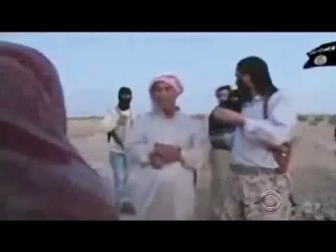 Execution shows ISIS's harsh treatment of women