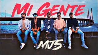 J. Balvin, Willy William   Mi Gente | MJ5 Official Dance Choreography Video