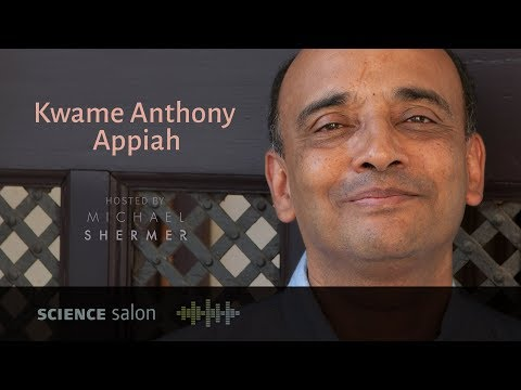 Michael Shermer with Dr. Kwame Anthony Appiah — The Lies That Bind: Rethinking Identity