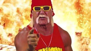 Crazy Taxi City Rush Hulk Hogan Trailer [FR]