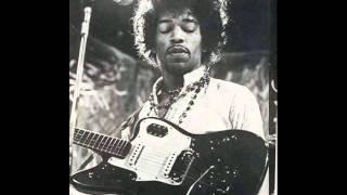 Jimi Hendrix Bolero take 7
