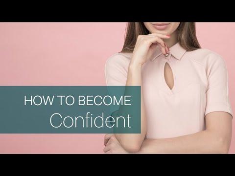Confidence Crash Course: How To Become Confident & Increase ...