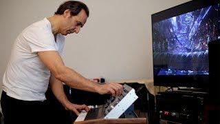 Artists & ARTURIA #41 Alexandre Desplat using MatrixBrute on the Valerian Soundtrack