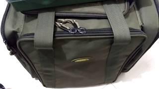 Рыболовная сумка акрополис