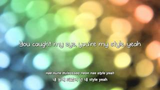 B1A4- Beautiful Target lyrics [Eng. | Rom. | Han.]