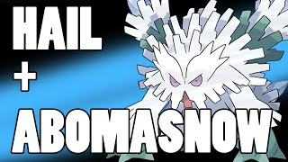 Abomasnow  - (Pokémon) - Pokemon X and Y / ORAS Strategy - Mega Abomasnow! Metagame Strategy for Hail Teams and Abomasnow