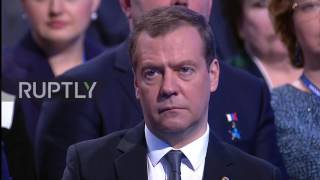Russia: Should give up illusions of sanctions being lifted soon - Medvedev