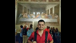 Milan, Italy - Last Supper Painting