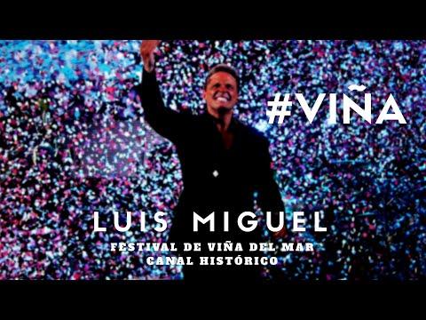 Luis Miguel - Cuando calienta el sol -  (en Vivo HD)  Festival de Viña  #VIÑA #LUISMIGUEL #VIÑA
